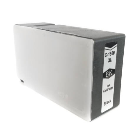 PGI-1500XL PGI1500XL Bk fekete utángyártott chipes festékpatron 9182B001 Maxify MB2050 MB2150 MB2350