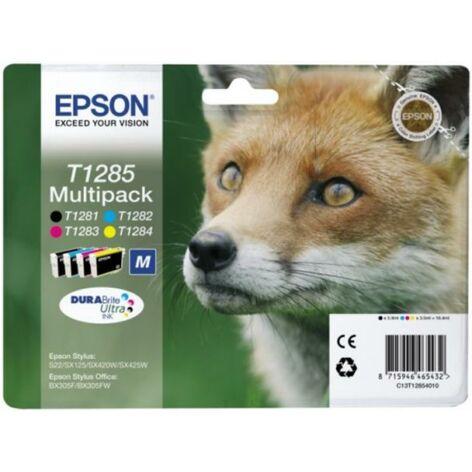 T1285 (T1281+T1282+T1283+T1284) multipakk festékpatron csomag - eredeti 16,4ml