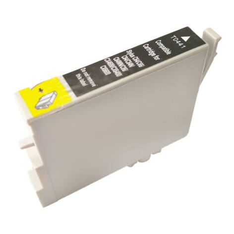 T0441 fekete festékpatron - utángyártott EZ/QP 17ml