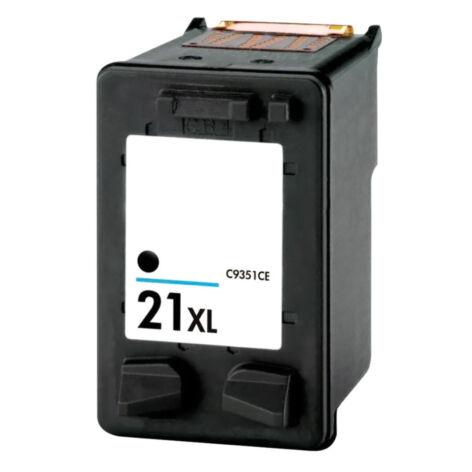 21XL (C9351CE) fekete festékpatron, utángyártott, VI