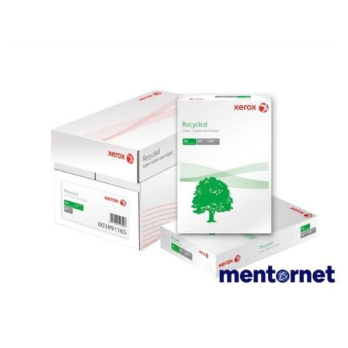 """Xerox """"Recycled"""" A4 80g 500 lap újrahasznosított másolópapír"""