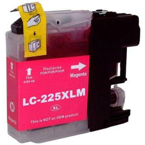 LC225XL M magenta festékpatron, utángyártott, WB