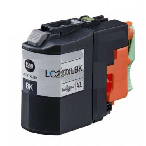 LC227XL Bk fekete festékpatron, utángyártott, WB