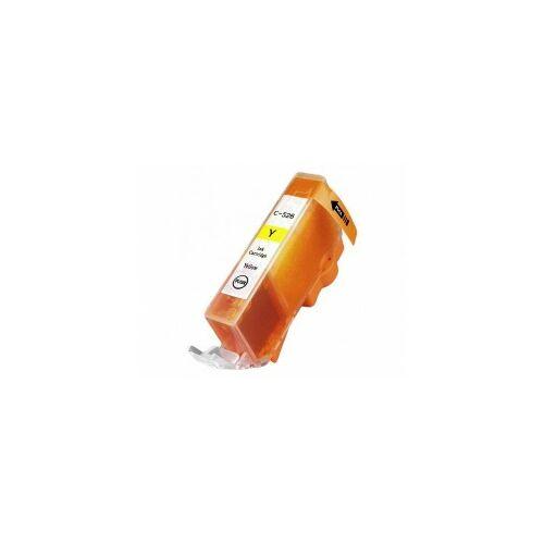 CLI-526Y sárga festékpatron, utángyártott, QP