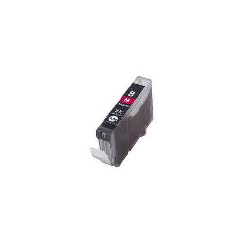 BCI-3 | BCI-6 | CLI-8 M magenta festékpatron, chip nélkül, utángyártott, EZ