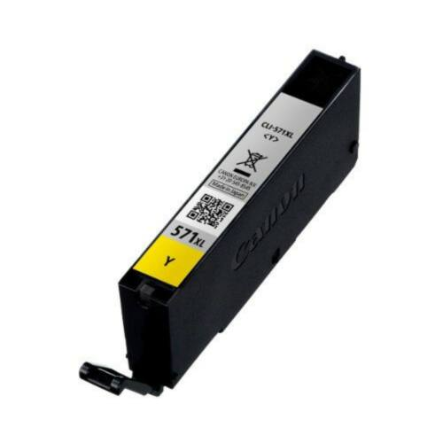 CLI-571XL CLI571XL Y yellow festékpatron - utángyártott PQ MG5750 MG5751 MG5752 MG5753 MG6850 MG77