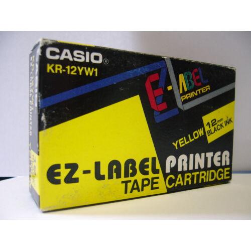 ez-Label Printer KR-12YW1 festékszalag