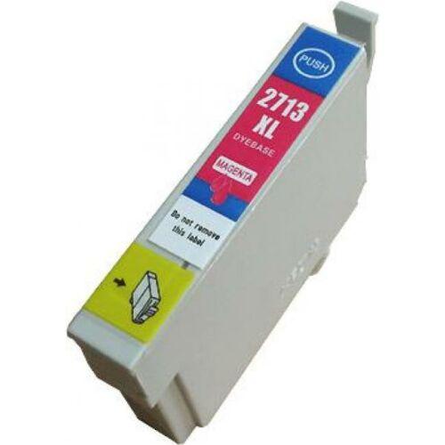 27XL (T2713) magenta festékpatron, utángyártott, QP