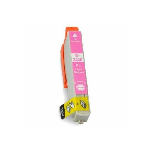 T2426 | T2436 light magenta festékpatron, utángyártott, PQ