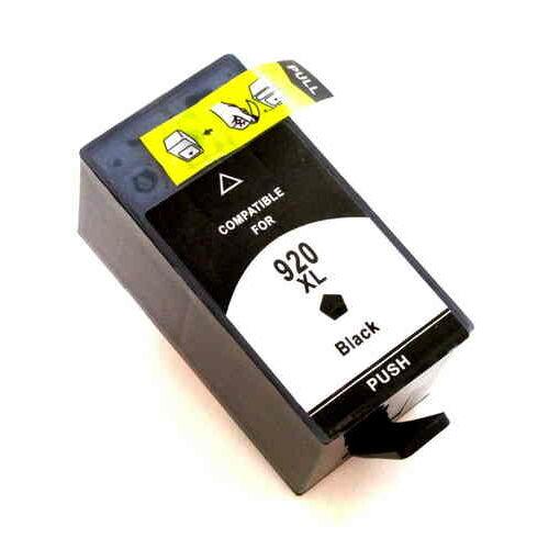 920XL (CD975AE) fekete festékpatron, utángyártott, QP