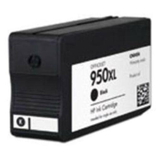 950XL black CN045AE utángyártott chipes 80ml festékpatron - EZ OfficeJet Pro 8100 8600 276dw 251dw