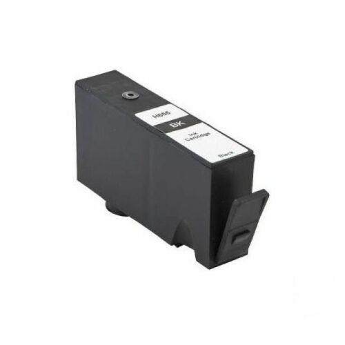 655 black CZ109AE festékpatron  - utángyártott EZ Deskjet Ink Advantage 3520, 3525, 4610, 4615, 4620
