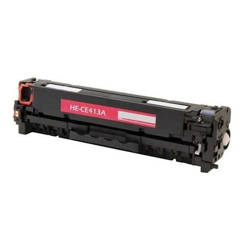 CE413A 305A utángyártott NN magenta toner M351a/M375nw/M451dn/M451dw/M451nw/M475dn/M475dw 2200 oldal