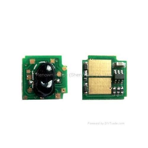 CB382A (CP6012/CP6015/CM6030/CM6040) yellow toner chip