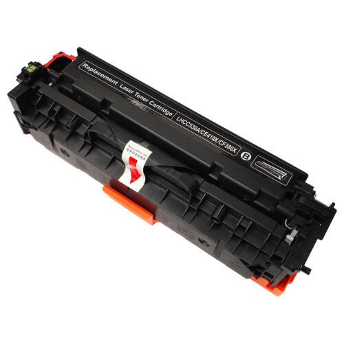 CE410X 305X CC530A CF380X  Bk - utángyártott feket toner 4,0k GR