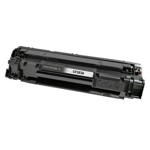 83A CF283A fekete toner - utángyártott chipes WB LaserJet M125a/M125nw/M127fn/M127fw/M225dn/M225dw