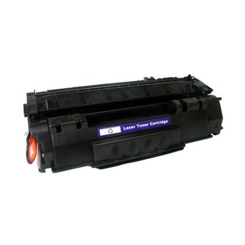 49A (Q5949A) 53A (Q7553A) fekete toner - utángyártott NN