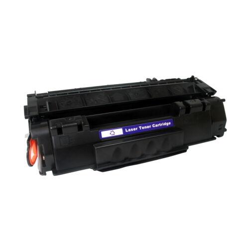49A (Q5949A) 53A (Q7553A) fekete toner - utángyártott WB