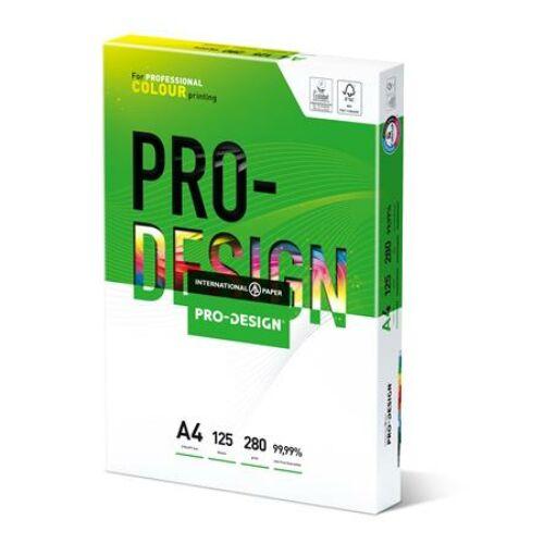 Fotópapír, A4, 280 g, matt, lézernyomtatókhoz, 125 lap/csomag