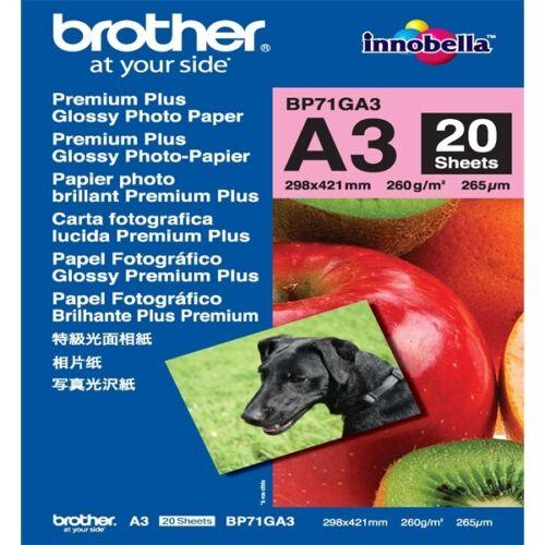 Brother BP71GA3 Fotópapír