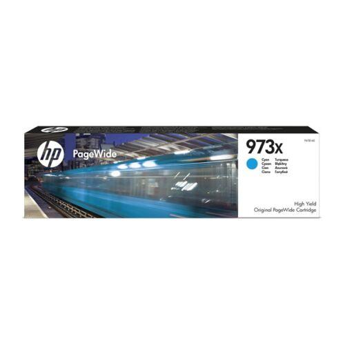HP F6T81AE (973XL) cián tintapatron