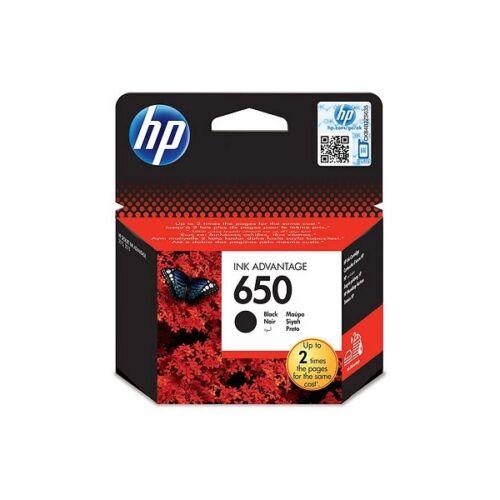 HP CZ101AE (650) fekete tintapatron