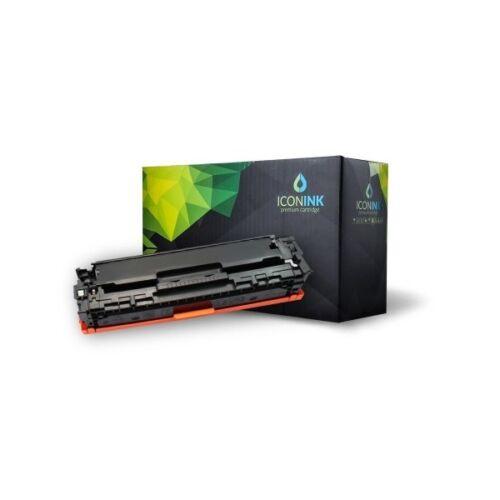 Iconink HP CB543A Canon CRG-116 CRG-316 CRG-416 CRG-516 CRG-716 CRG-916 utángyártott 1400 oldal magenta toner
