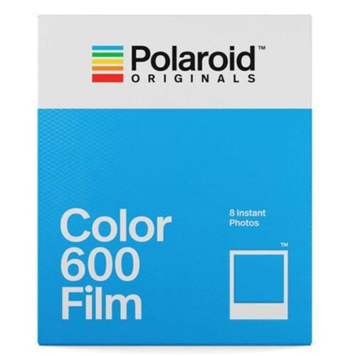 Polaroid Originals PO-004670 színes instant fotópapír Polaroid 600 és i-Type kamerákhoz