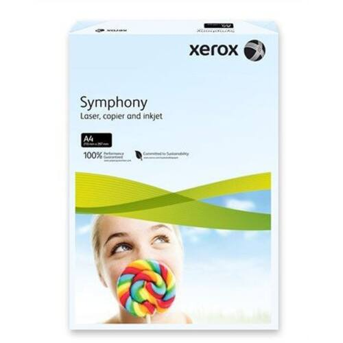 Xerox Symphony A4 80g pasztel világoskék másolópapír
