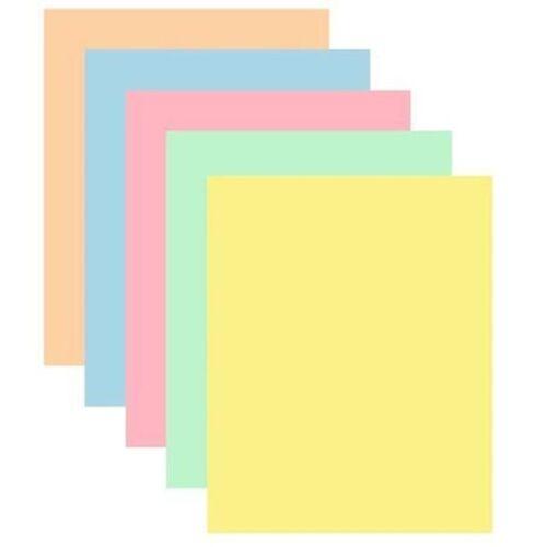 Xerox Symphony A4 80g 5x50db vegyes pasztel színű másolópapír