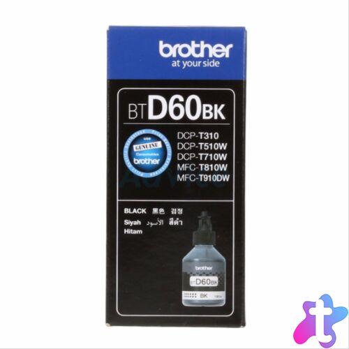 BTD60BK tinta, fekete, 108ml, eredeti