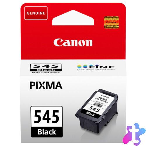 PG-545 Bk (8287B001) festékpatron, fekete, eredeti