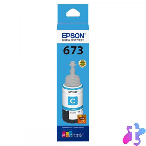 T6732 C (C13T67324A) tinta, cyan, 70ml, eredeti
