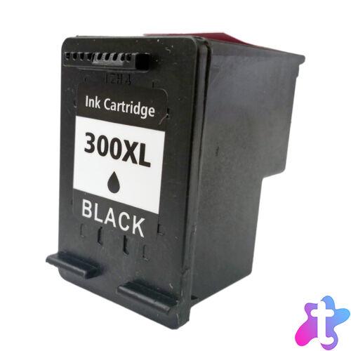 300XL (CC641EE) festékpatron, fekete, utángyártott, 12 ml, EZ