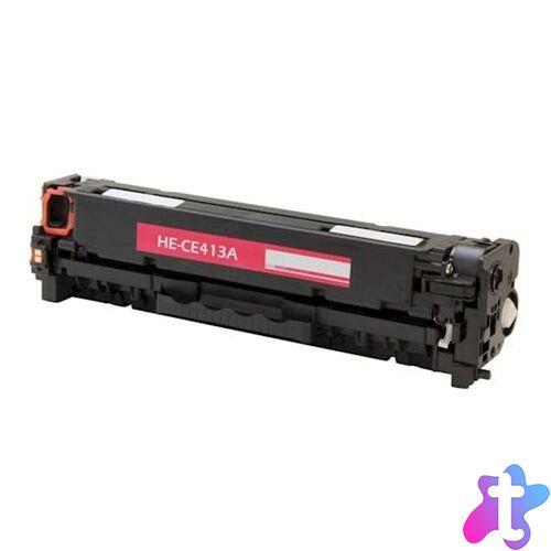 305A (CE413A) / 304A (CC533A) / 312A (CF383A) M toner, utángyártott, magenta, 2.8k, NN