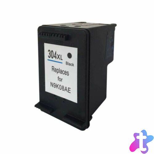 304XXL (N9K08AE) Bk festékpatron, utángyártott, fekete, nagy kapacitású, GR