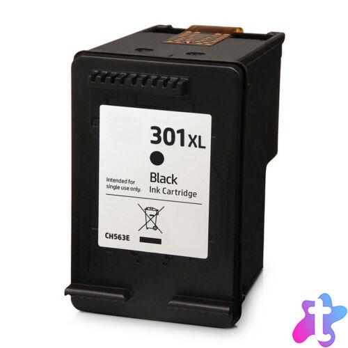 301XL (CH563EE) fekete festékpatron, utángyártott, VI