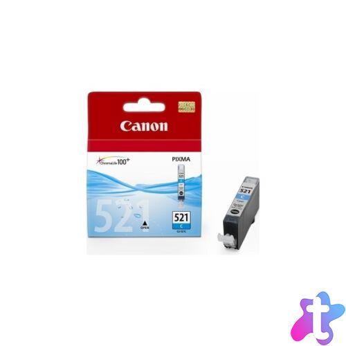 Canon CLI-521C cián tintapatron