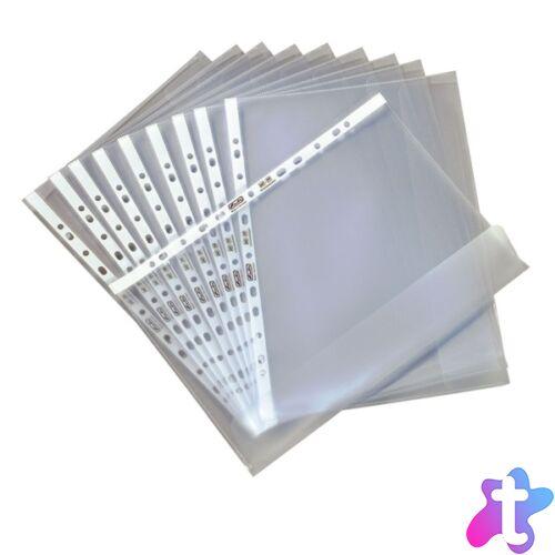 Herlitz A4 lefűzhető borítékos 10db/cs genotherm
