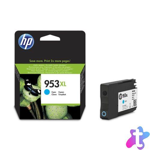 HP F6U16AE (953XL) cián tintapatron
