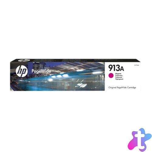 HP F6T78AE (913A) magenta tintapatron