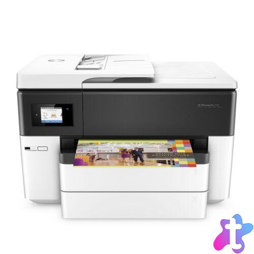 HP OfficeJet Pro 7740 WF e-AiO multifunkciós nyomtató