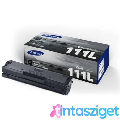 Samsung MLT-D111L fekete nagykapacitású toner