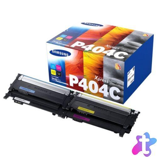 Samsung CLT-P404C  fekete/cián/magenta/sárga toner csomag