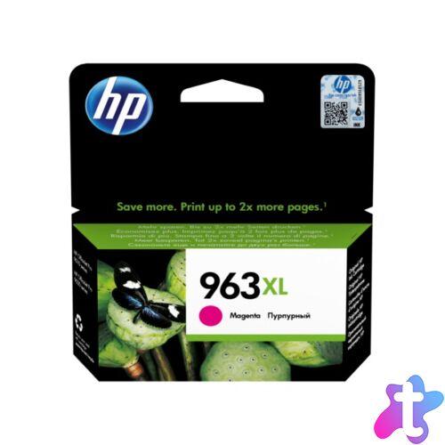 HP 3JA28AE (963XL) magenta tintapatron