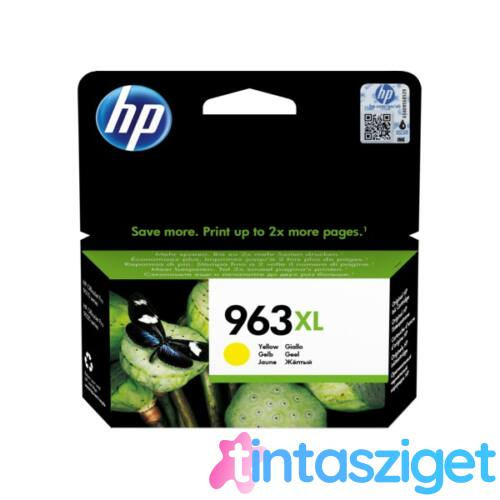 HP 3JA29AE (963XL) sárga tintapatron