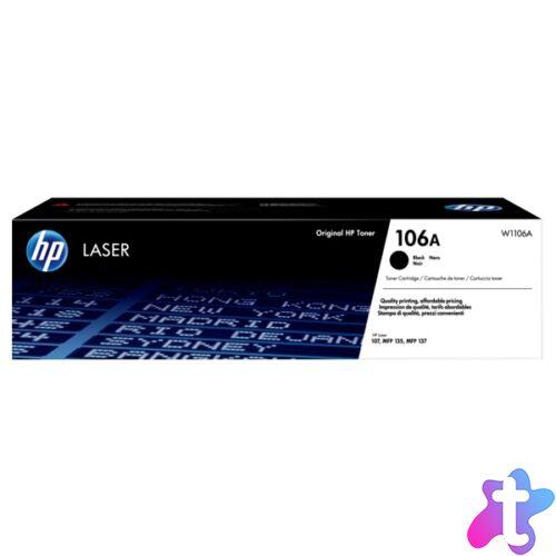 HP W1106A (106A) fekete toner