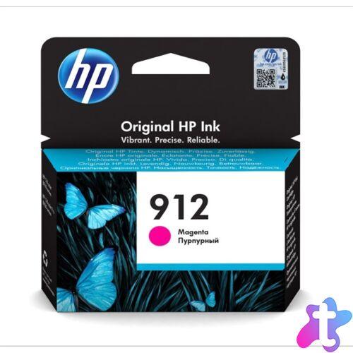HP 3YL78AE (912) magenta tintapatron