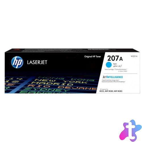 HP W2211A (207A) cián toner