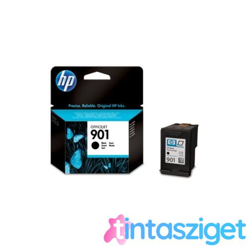 HP CC653AE (901) fekete tintapatron